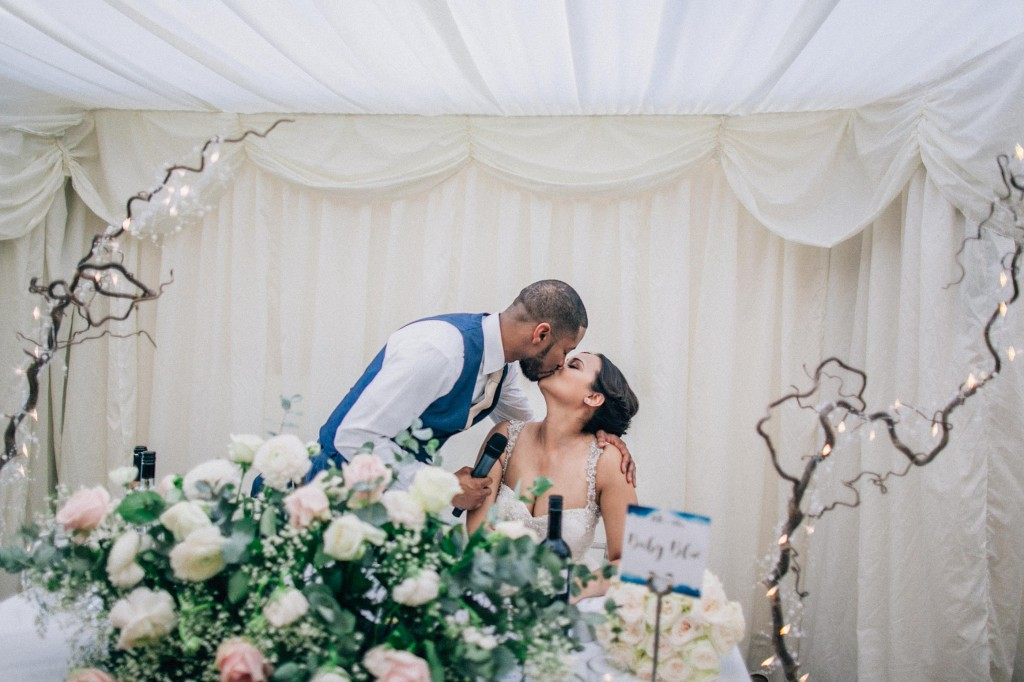 nicholas-lau-wedding-photo-photography-london-uk-ethnic-indian-black-multicultural-beautiful-summer-spring-cherry-blossoms-elegant-gilwell-park-bride-groom-table