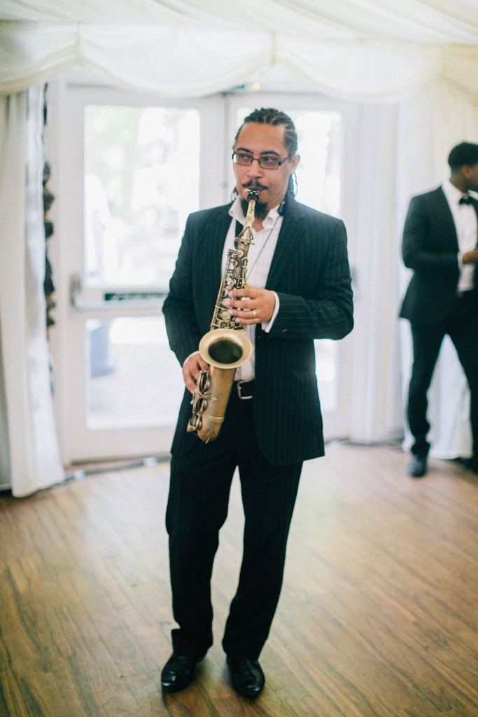 nicholas-lau-wedding-photo-photography-london-uk-ethnic-indian-black-multicultural-beautiful-summer-spring-cherry-blossoms-elegant-gilwell-park-outdoor-unique-jazz-sax-player