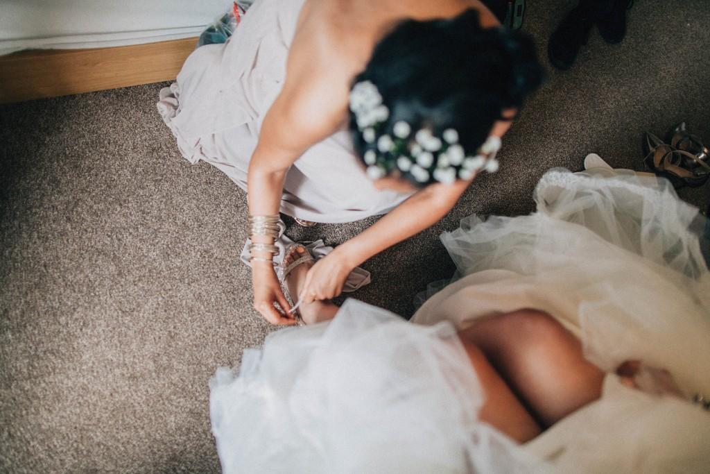 nicholas-lau-wedding-photo-photography-london-uk-ethnic-indian-black-multicultural-beautiful-summer-spring-cherry-blossoms-elegant-gilwell-park-shoes